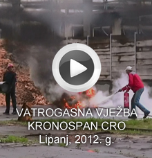 Video Kronospan CRO